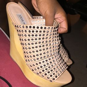 Stunning Studded Shoes (say that fast 3x)!
